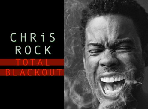 Chris Rock Blackout Tour UK 2018
